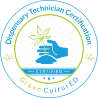 Dispensary Technician Certification Logo